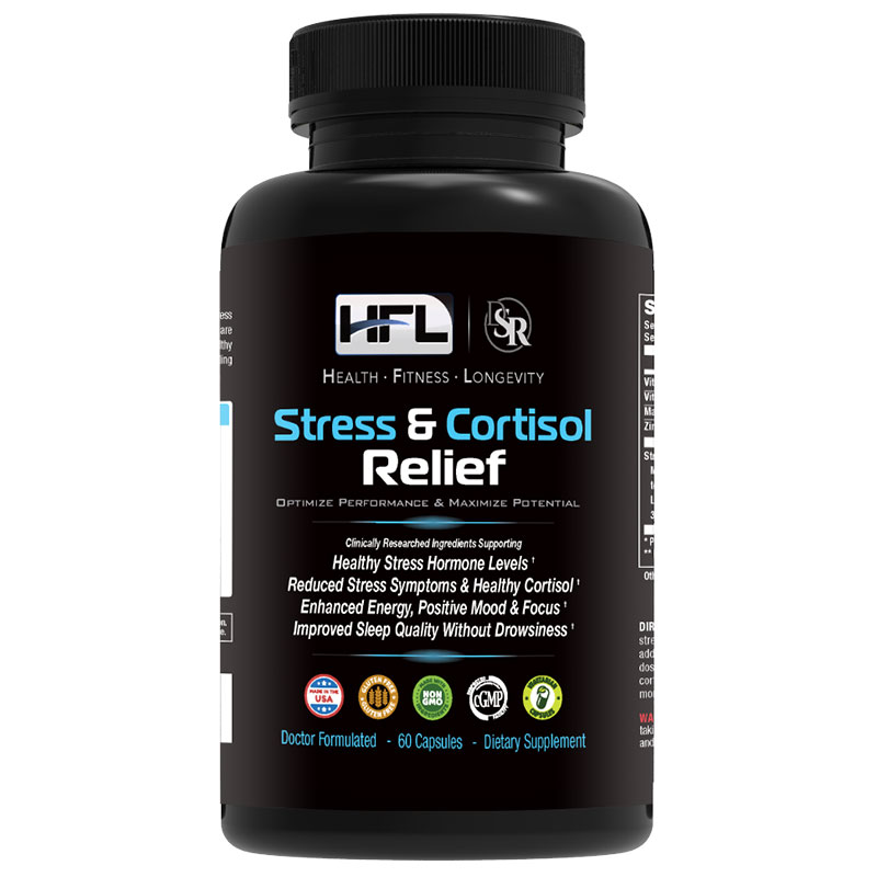 Stress & Cortisol Relief™ Reviews